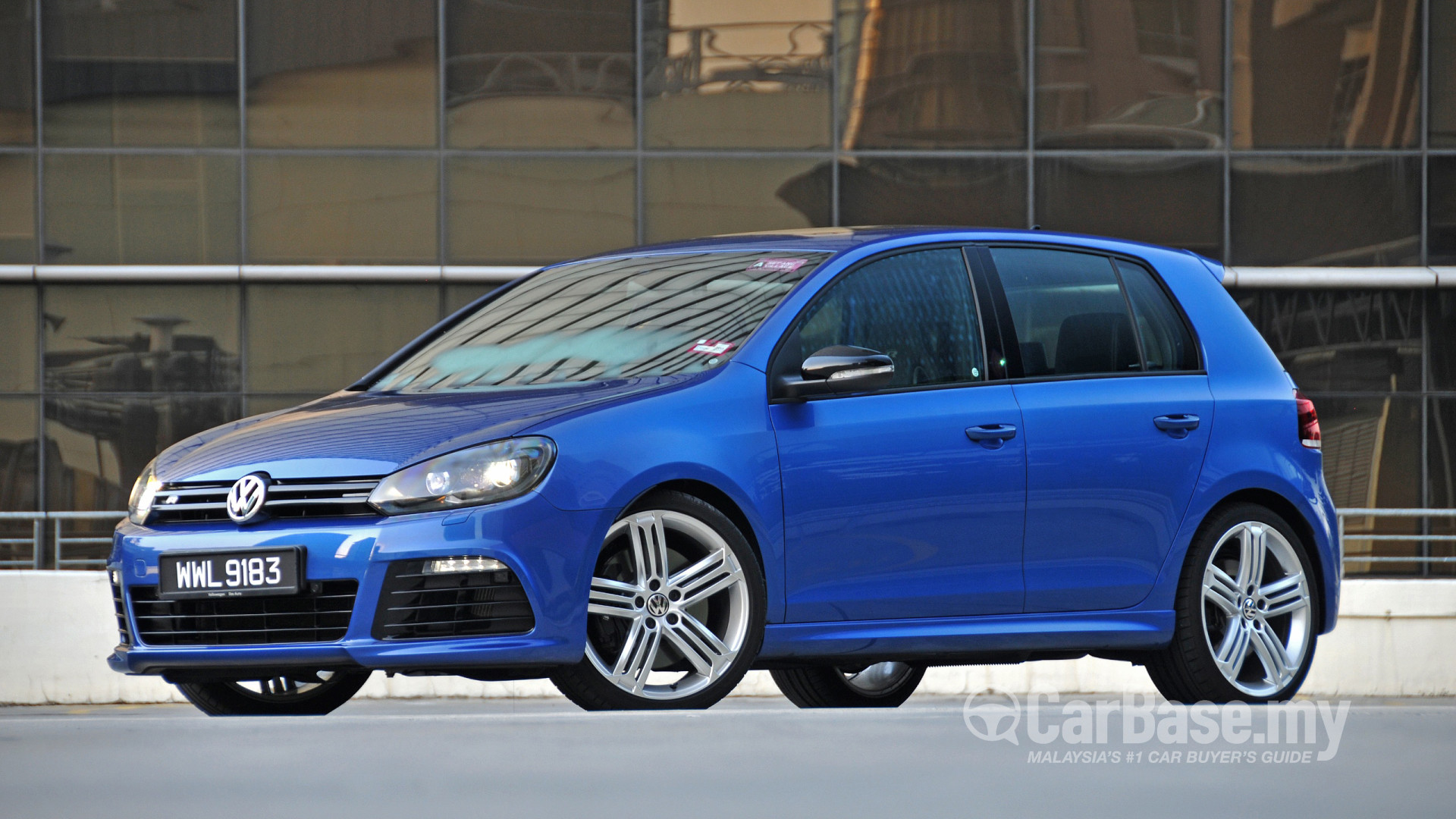 Volkswagen Golf R Mk6 R (2012) Exterior Image #9975 in Malaysia
