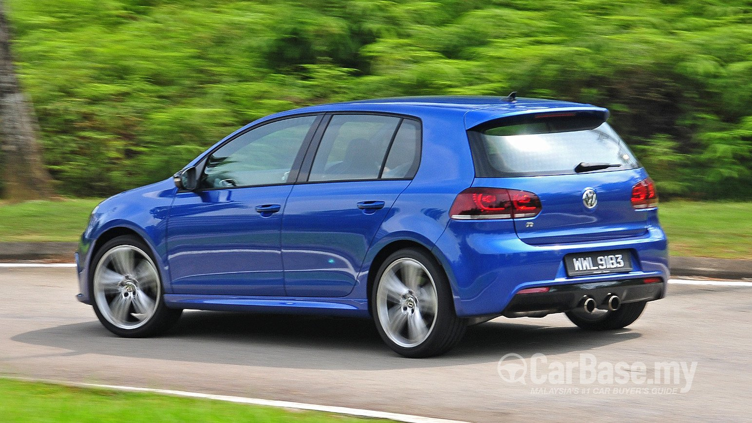 Volkswagen Golf R Mk6 R (2012) Exterior Image #9978 in Malaysia
