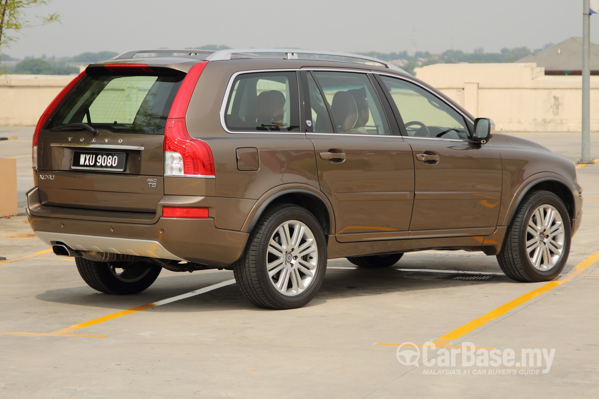 Volvo XC90 Mk1 Facelift (2008) Exterior Image #7100 in Malaysia - Reviews, Specs, Prices ...