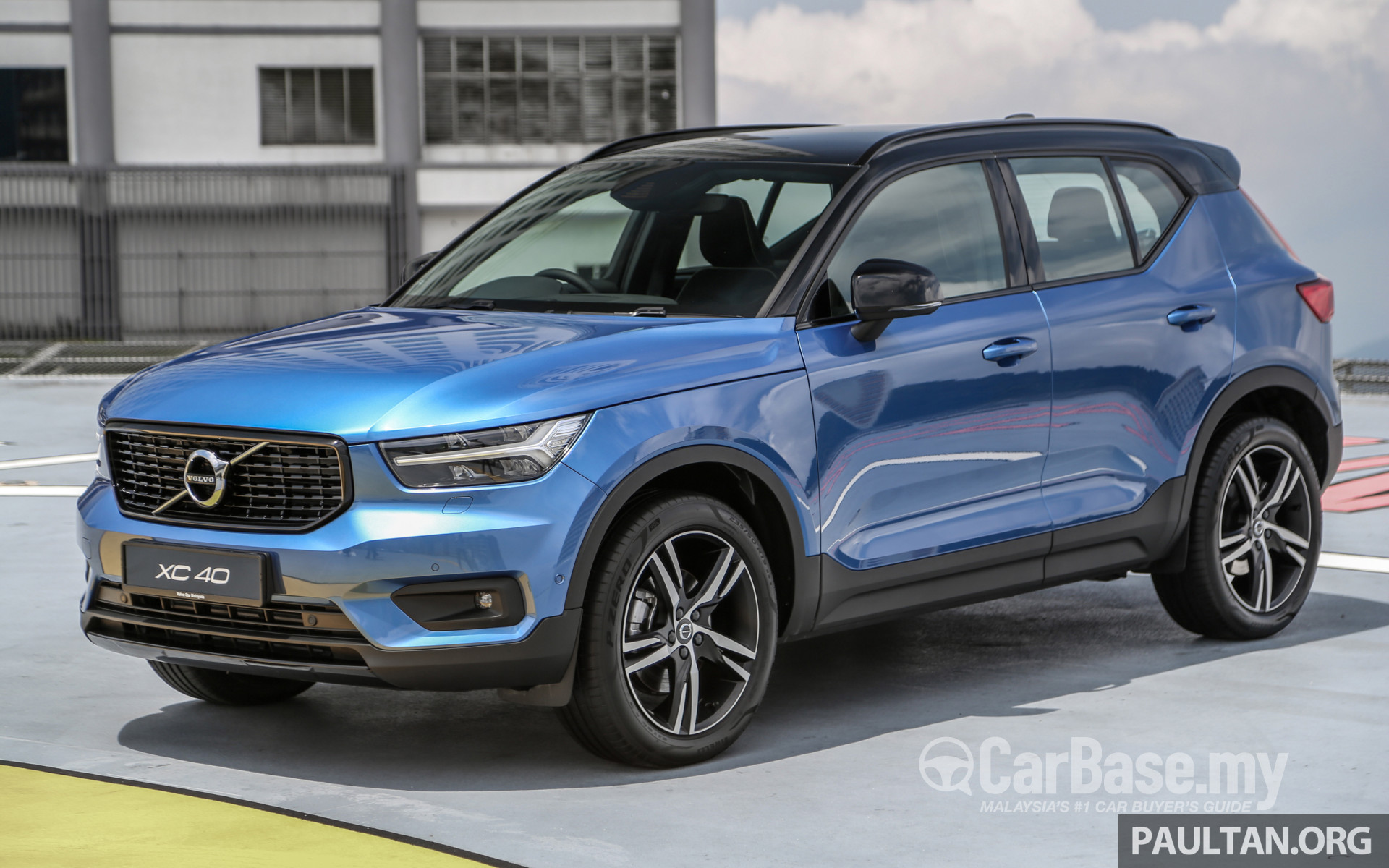 Volvo Xc40 Mk1 2018 Exterior Image 51602 In Malaysia Reviews
