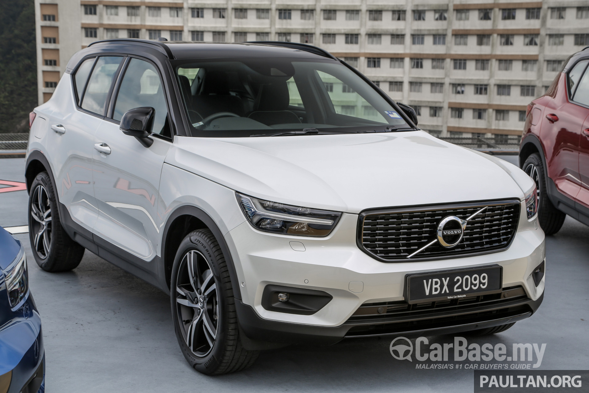Volvo Xc40 Mk1 2018 Exterior Image 51636 In Malaysia Reviews